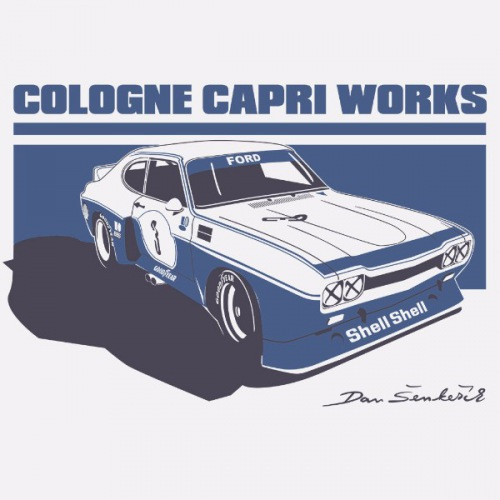 Ford Cologne Capri