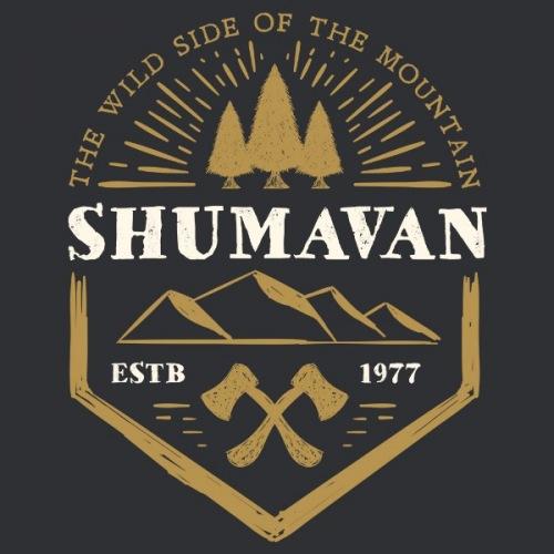 Dámské tričko s potiskem Shumavan Original
