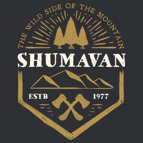 Pánské tričko s potiskem Shumavan Original