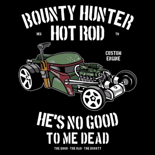 Men´s t-shirt Turtles Hotrod