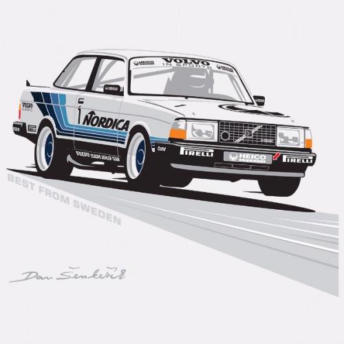 Volvo 260 Turbo