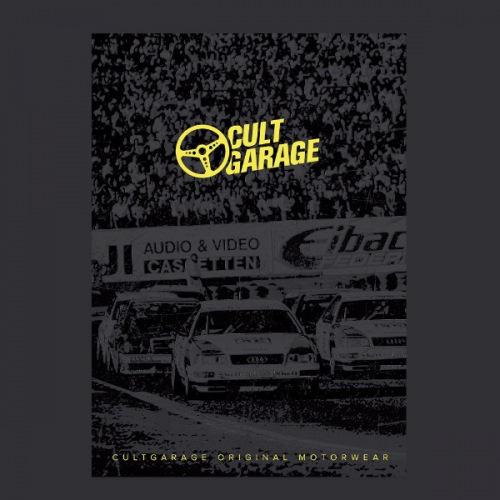 Pánské tričko s potiskem Cultgarage Original DTM
