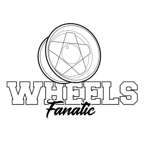 Pánské tričko s potiskem Wheels BORBET A 1