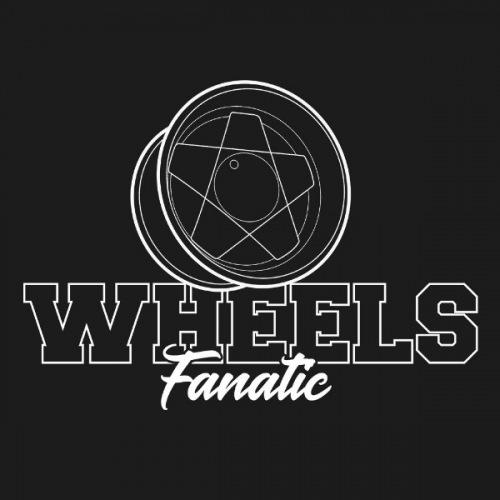 Dámské tričko s potiskem Wheels BORBET A 2