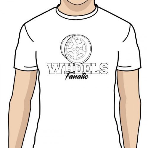 70f5bb1e4c06 Pánské tričko s potiskem Wheels RSL MOHAG 1