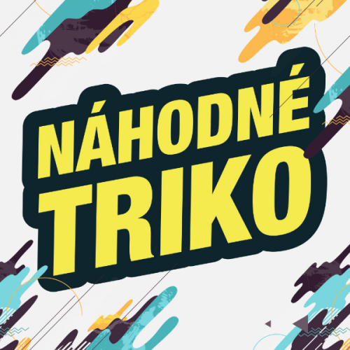 Náhodné pánské tričko z CULTGARAGE.cz