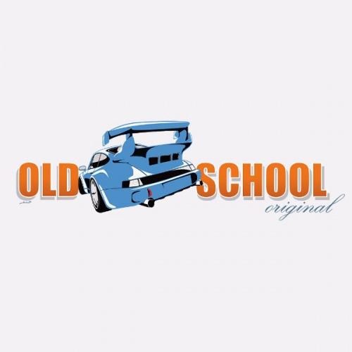 Dámské tričko s potiskem Porsche RWB: Old School