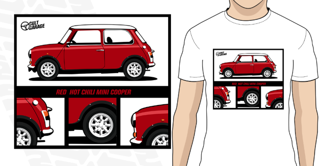 red hot chilli mini cooper. Black Bedroom Furniture Sets. Home Design Ideas