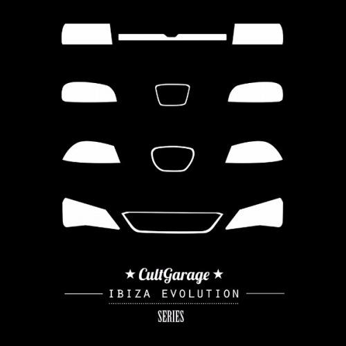 Dámské tričko s potiskem Seat Ibiza Grill FL Basic 1