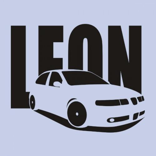 Dámské tričko s potiskem Seat Leon 1M 1