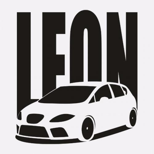Dámské tričko s potiskem Seat Leon 1P 1