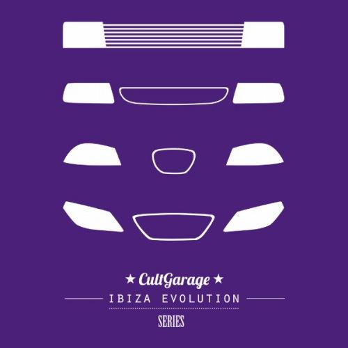 Dámské tričko s potiskem Seat Ibiza Grill Basic 2