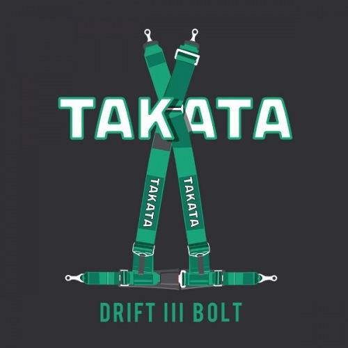 Pánské tričko s potiskem Takata Drift III Bolt