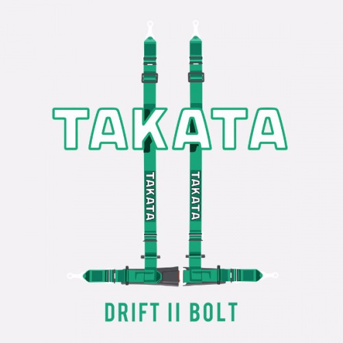 Dámské tričko s potiskem Takata Drift II Bolt