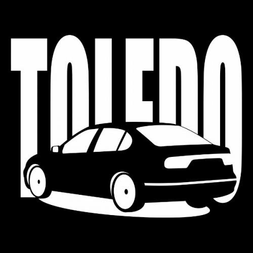 Dámské tričko s potiskem Seat Toledo 1M 2